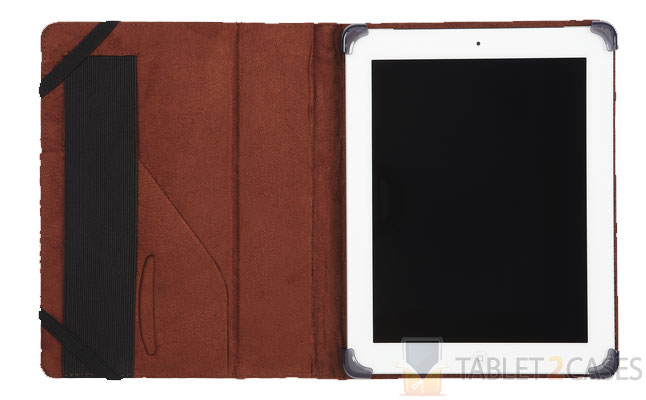 Graphic Nylon iPad 2 Cover from Cyber Acoustics