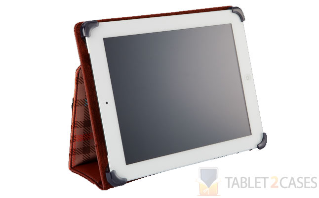 Graphic Nylon iPad 2 Cover from Cyber Acoustics review