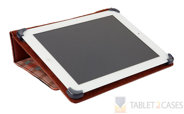 Graphic Nylon iPad 2 Cover from Cyber Acoustics screenshot