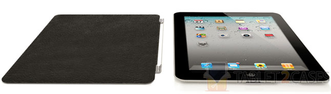 Carbon Fiber iPad 2 Smart Cover from DRO Concepts screenshot