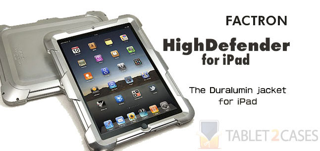 Factron HighDefender for iPad