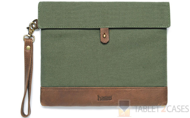 Hasso Daza iPad Sleeve screenshot