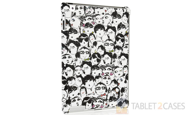 Lanvin Face Print iPad Holder screenshot