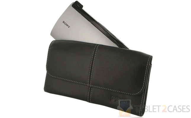 PDair Business Type Leather Case for Sony Tablet P