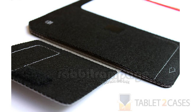Diskette Felt iPad Case from Rabbit Rampage review