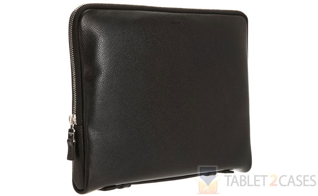 Serapian Leather iPad Zip Case screenshot