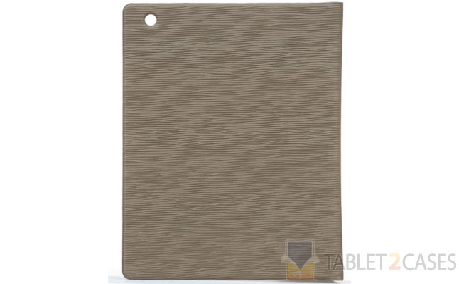 TORU LUXI Khaki Epi Case for iPad 2 screenshot