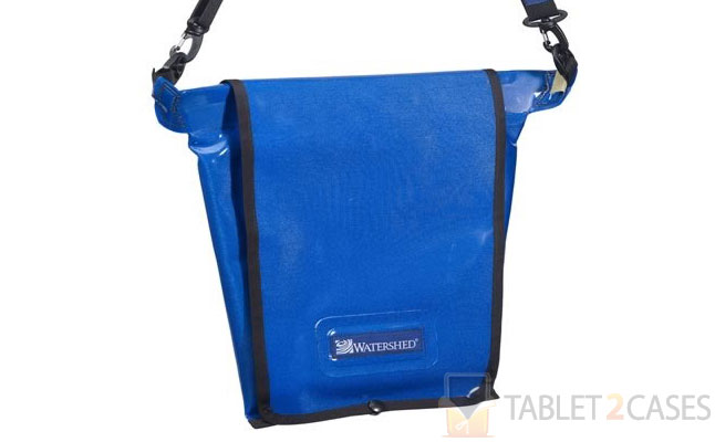 Grid tablet bag from Watershed review
