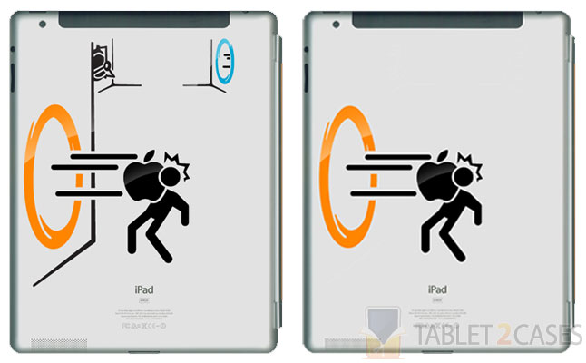 Y U No Sticker for iPad 2