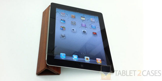 D. Fauber Woodsmith iPad 2 Smart Cover