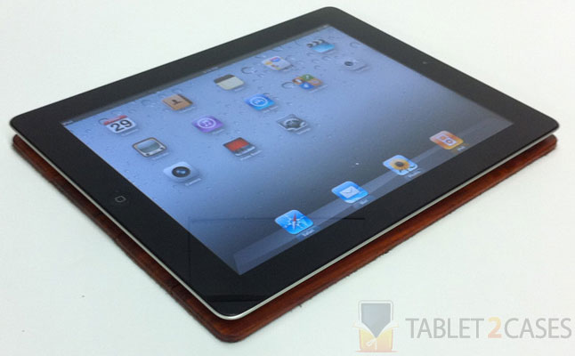 iPad 2 Smart Cover from D. Fauber Woodsmith