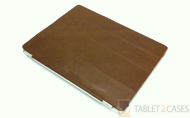 iPad 2 Smart Cover from D. Fauber Woodsmith review