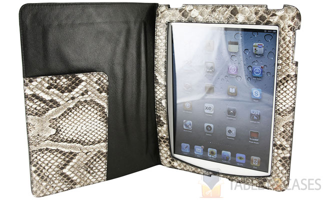 Python Snake Leather iPad 2 Case