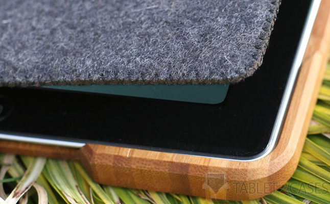 Wool Felt Bamboo from Grove review