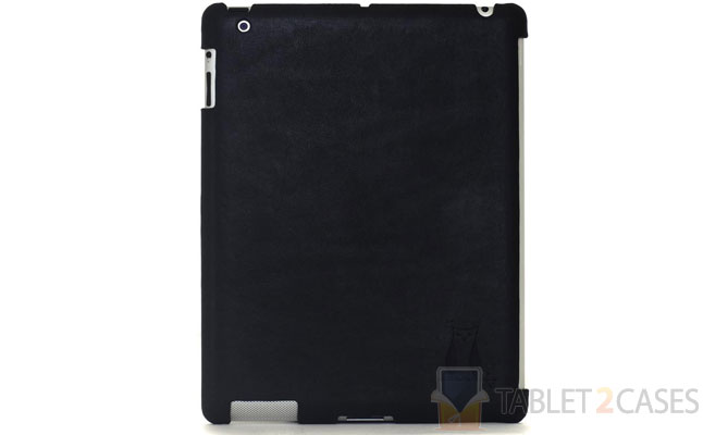 Happy Owl Studio iPad 2 The Leather Shell Protector Case