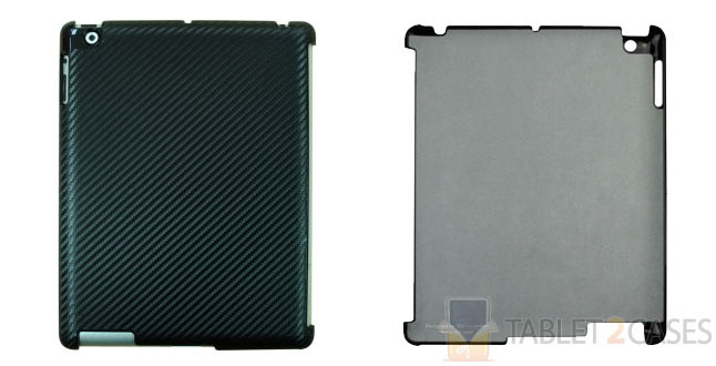 iKit iPad Carbon Shell