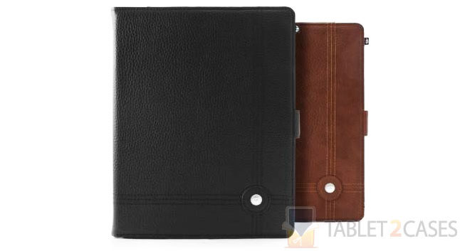 Proporta new iPad Leather Case with Aluminum Lining