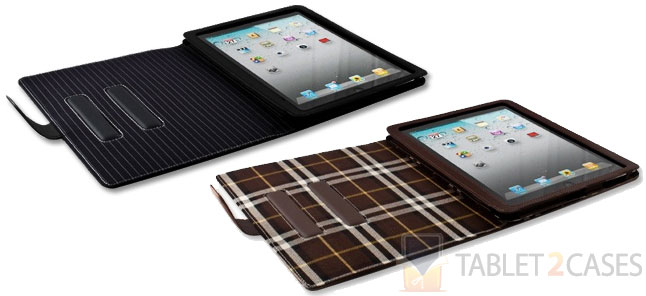 New iPad Leather Case with Aluminum Lining from Proporta review