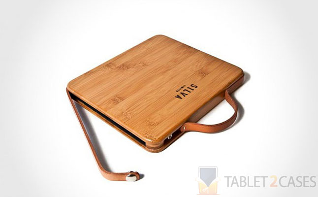 Silva LTD Bamboo iPad 2 Case