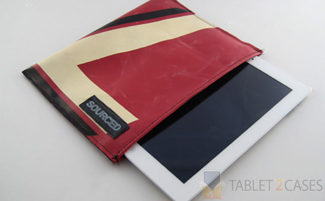 iPad 2 Sleeve from SOURCED