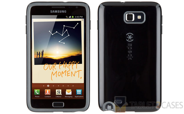 Speck CandyShell for Samsung Galaxy Note screenshot
