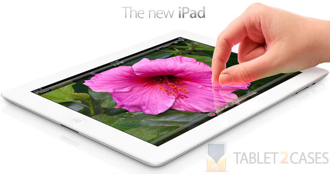 Tablet Insight: the new iPad