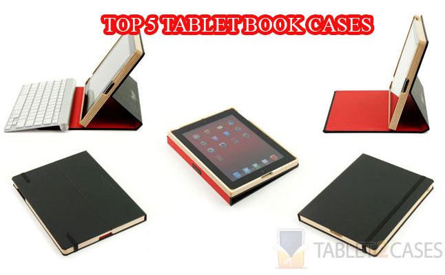 Top 5 Tablet Book Cases