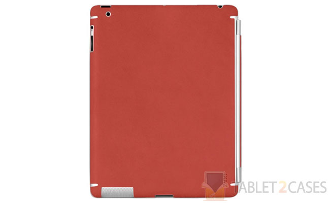 ZAGG Leather iPad Skin