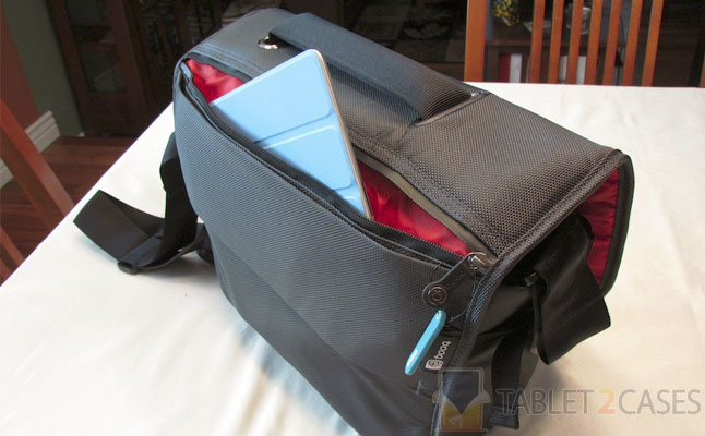 Python Courier from Booq review