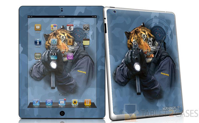 DecalGirl iPad skin