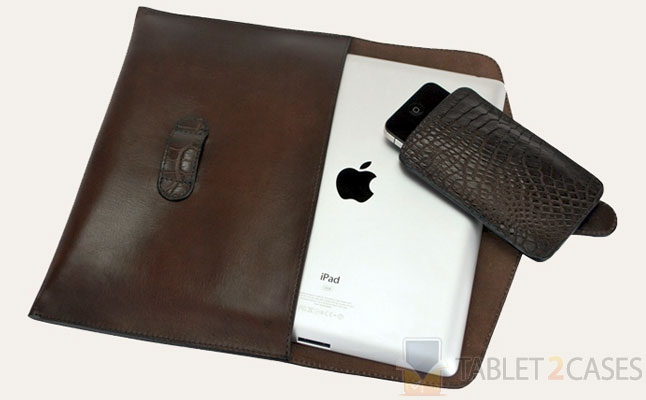 Leather iPad Case from Frank Clegg screenshot