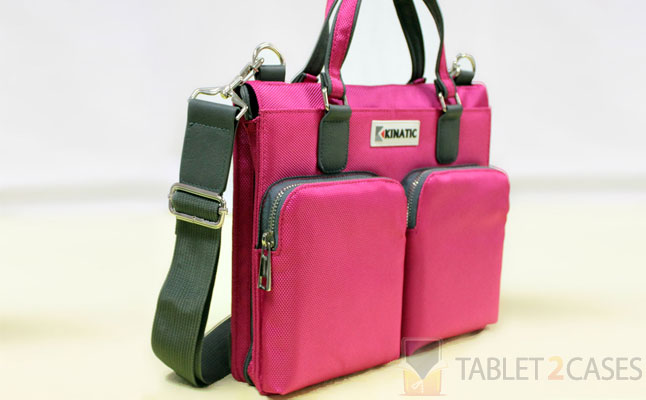 Kinatic tablet bag