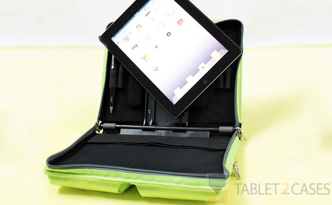 Kinatic tablet bag screenshot