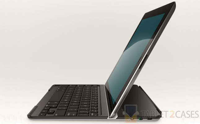 Logitech Ultrathin Keyboard Cover screenshot
