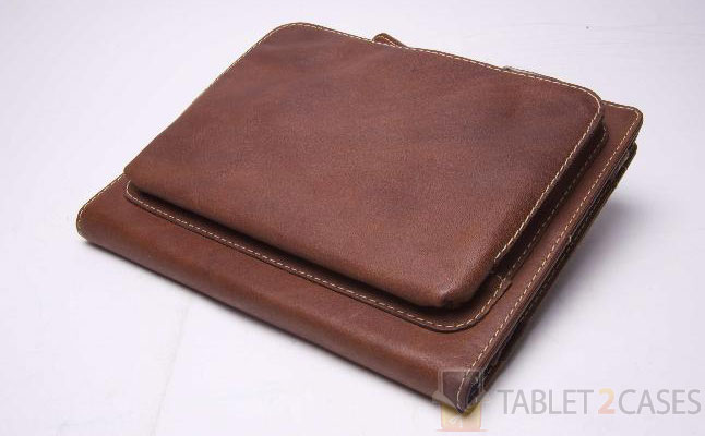 Lusso Cartella Luxury Leather iPad Folio Business Case
