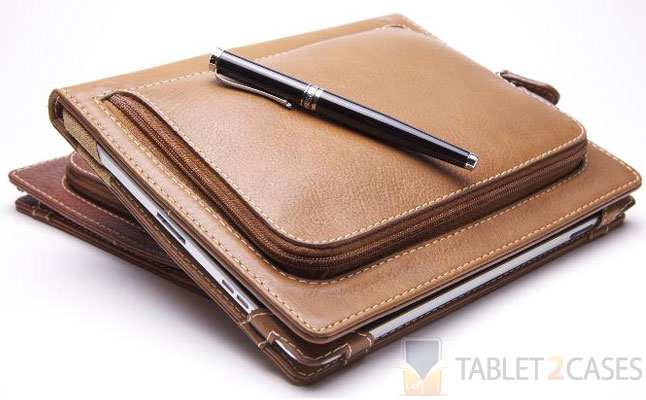 Lusso Cartella Luxury Leather iPad Folio Business Case screenshot