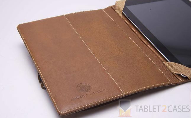 Luxury Leather iPad Folio Business Case from Lusso Cartella review