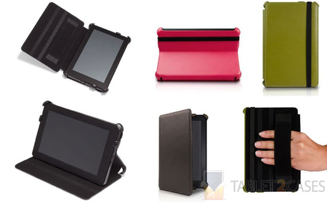 Marware Kindle Fire C.E.O. Hybrid Leather Folio Case