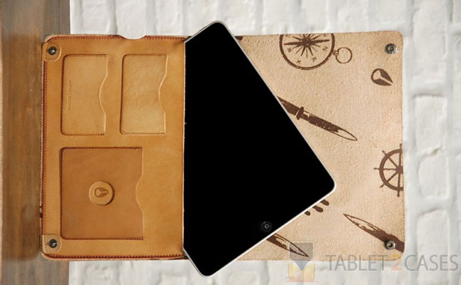 Edition iPad Sleeve from Nixon review
