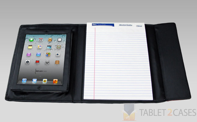 REFLEXCASE for iPad 2 and the new iPad