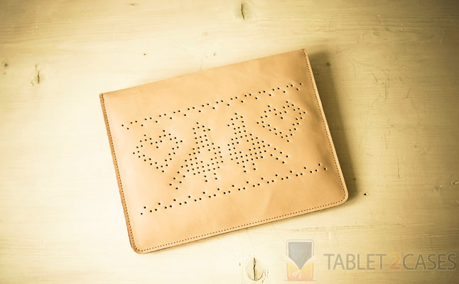 The Béta Version Limited Edition Pixelfolk iPad Case