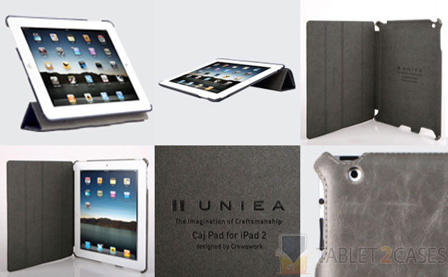 Leather Caj Pad from Uniea review