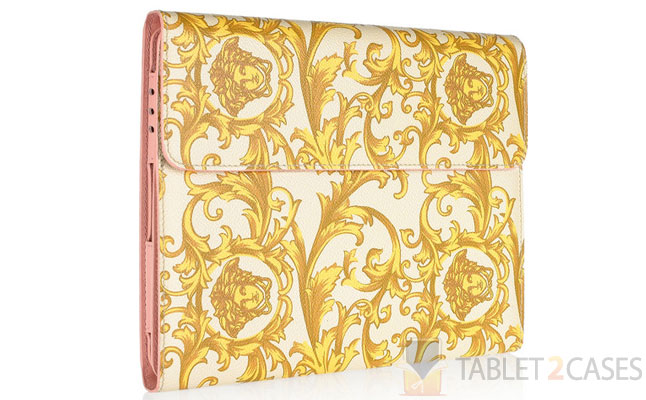 Versace Printed Leather iPad Case screenshot