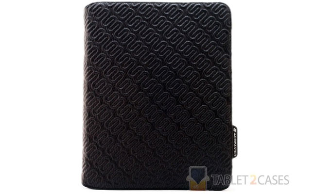 Wardmaster iPad 2 X-Fit Leather Book Stand Case