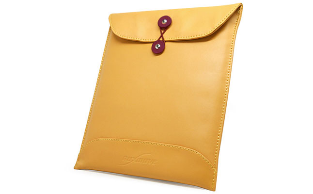BoxWave Manila iPad 3 Leather Envelope