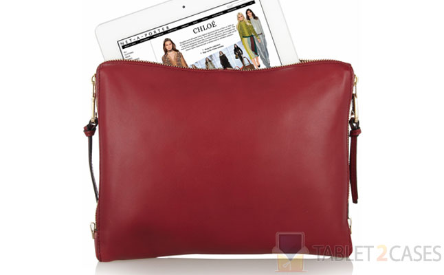 iPad Leather Case from Chloé review