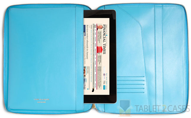 Leather iPad Case from Comme de Garcons