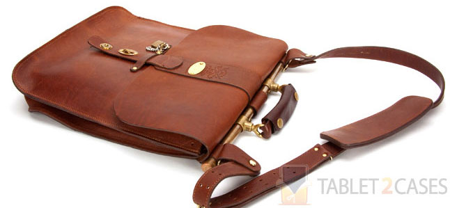 Griffin and Colonel Littleton No. 42 Courier Bag