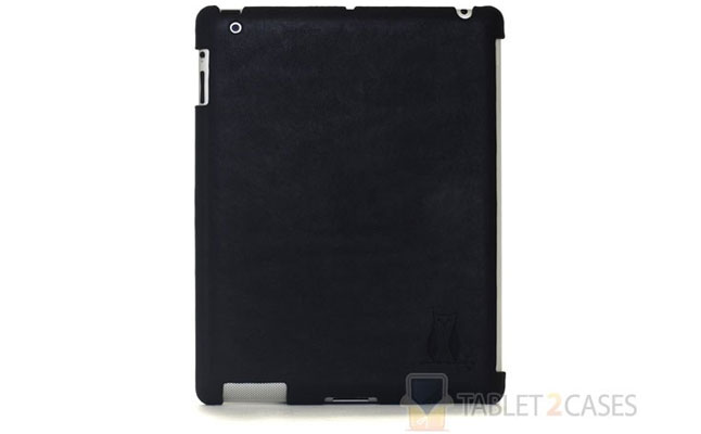 Happy Owl Studio iPad 2 The Leather Shell Protector