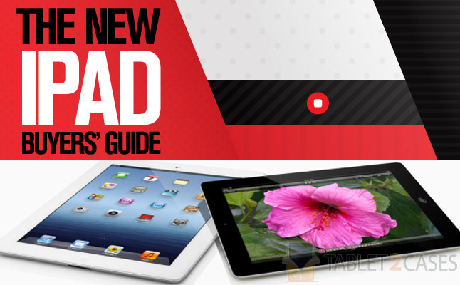 Tablet Insight: Reviewing The New iPad Buyer's Guide